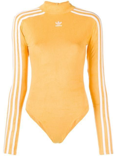 Purchase Adidas bodysuit with rise up collar #adidas