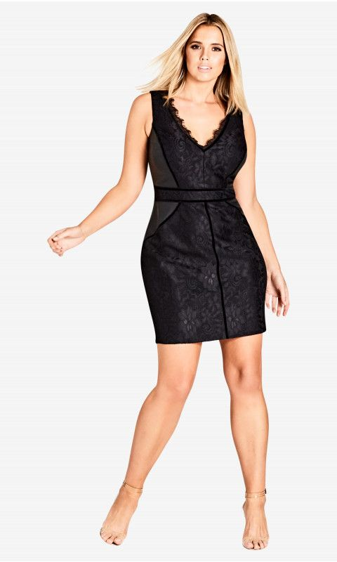 Pin On Night Out Plus Sizes
