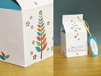 caja regalo de navidad descargas gratis para imprimir tarjetas de cumpleaos