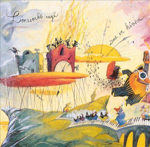 Même en Hiver/Comme un Pinson Dans l'Eau - L'Ensemble Rayé | Songs, Reviews…