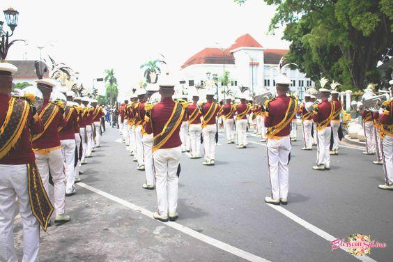 Baris Berbaris, parade polisi akademi 2