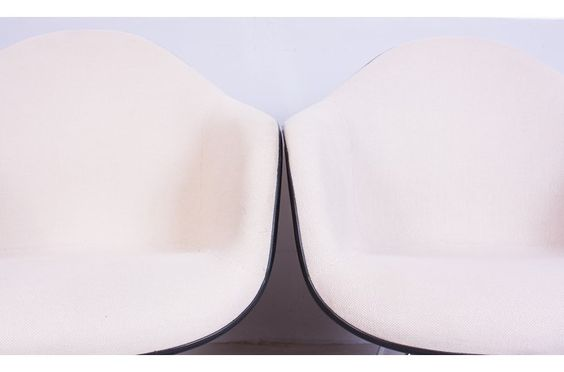 Product: Charles and Ray Eames DAX chairs (Charles and Ray Eames) | MARIEKKE Vintage Furniture
