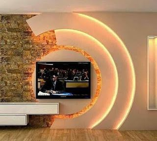 Diy Gypsum Gypsum Board Preview 108 Tv Wall Design From Gypsum And Gypsum Bord Wall Tv Unit Design Ceiling Design Modern Tv Wall Design