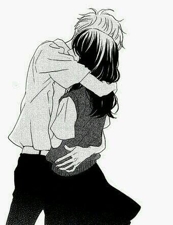 Hugging,: