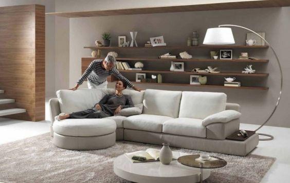 moderner wohnzimmer anstrich modernes wohnzimmer grau holz - modernes wohnzimmer grau
