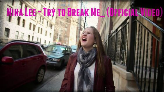 Nina Lee released her touchable song 'Try To Break me' it is Inspired by harassed kids in ragging and their life. Click to see this video #https://www.youtube.com/watch?v=p0-P1LwgGSU&feature=youtu.be