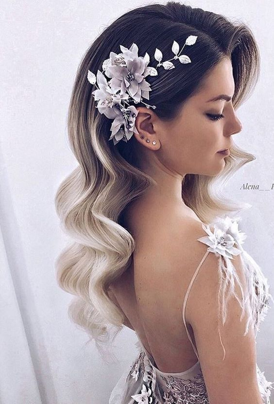 8 ELEGANT WEDDING BRIDAL HAIRSTYLES TO ILLUMINATE YOUR BIG DAY FOR ...