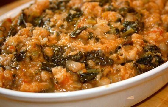 Ribollita, zuppa di verdure e pane