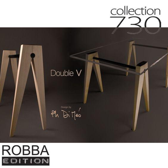 DOUBLE V Caballete - Robba Edition - ArenasCollection.com