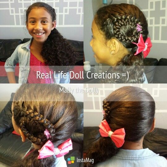 Stupendous Beautiful Other And Mixed Babies On Pinterest Short Hairstyles For Black Women Fulllsitofus
