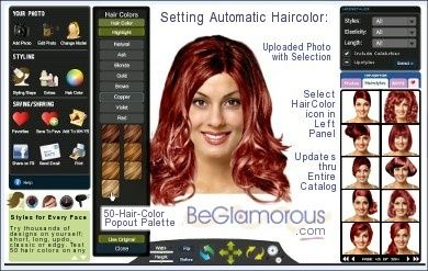 The Shocking Revelation Of Virtual Hairstyle Online Hair Color Hair Color Simulator Hair Color Generator
