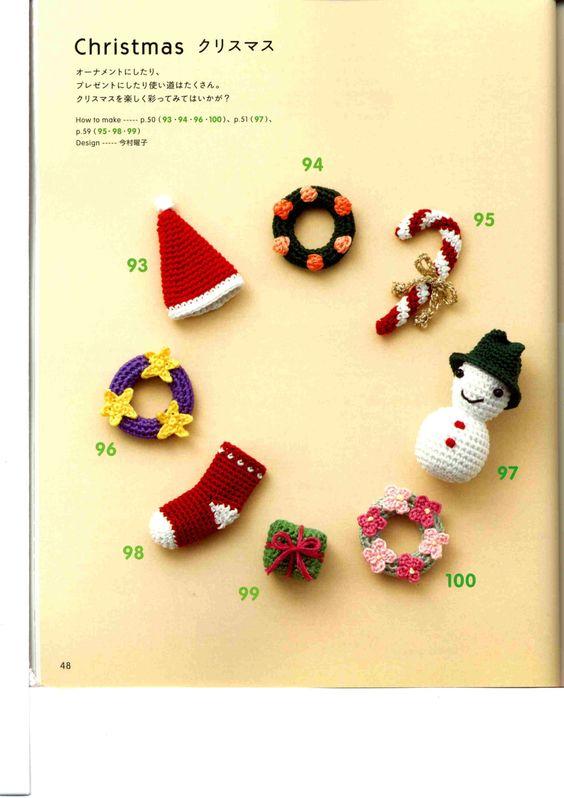 Japanese amigurumi Crochet Embroidery Thread by PicoChrocKnitto