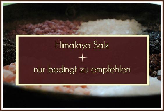 Ist Himalaya Salz ein Gesundmacher und Energiebooster oder einfach nur ein simples Würzmittel? http://trippingtribe.de/himalaya-salz-nur-bedingt-zu-empfehlen/