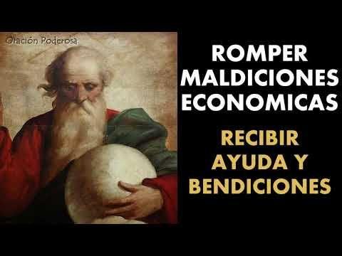Oración Para Romper Maldiciones Económicas Y Recibir Ayuda Y Bendiciones Youtube Oraciones Agradecida Con Dios Frases Oraciones Poderosas