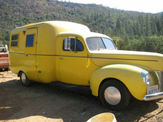 Excellent Very Cool Camping Trailer Design Idea  Camping  Pinterest