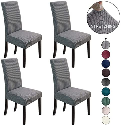 New Northern Brothers Dining Chair Covers Stretch Chair Covers