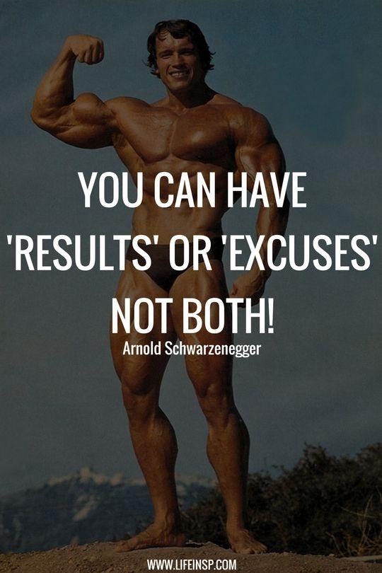 Gym Motivational Speech Arnold Schwarzenegger