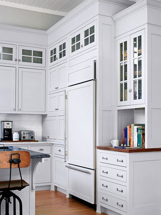 Extending Kitchen Cabinets To The, Ideas To Extend Kitchen Cabinets Ceiling