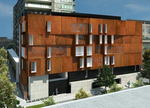 TCH Boutique Hotel / Abramson Teiger Architects