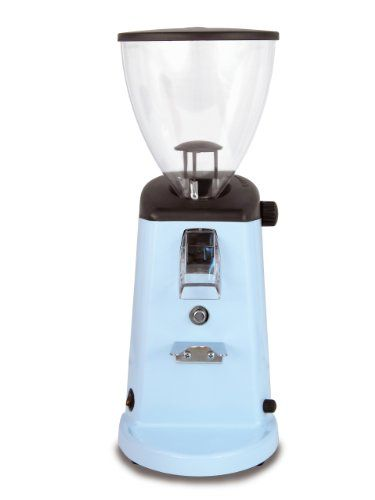 Ascaso 1FSKB I1 Burr Coffee Grinder With Grinding Point Adjustment - http://teacoffeestore.com/ascaso-1fskb-i1-burr-coffee-grinder-with-grinding-point-adjustment/