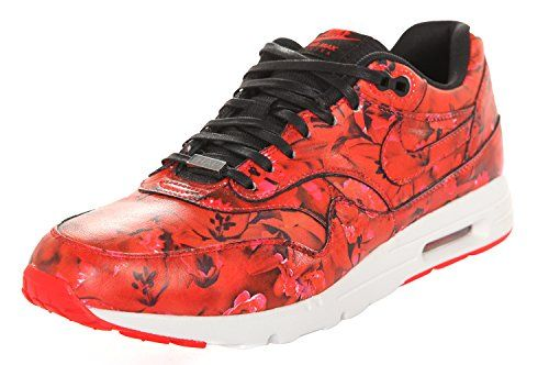 Nike w Air Max 1 Ultra Plush, Chaussures de Running Fille, Amarillo (Amarillo