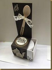 Mini-Nutella-Verpackung mit Tutorial