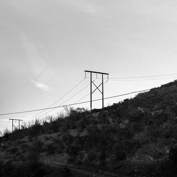 #builtlandscape - #Baja #BajaMexico #BajaCalifornia #Mexico #roadside  #exploreMexico #bnw #blackandwhite  #bw_society #bnw_captures #bnw_mexico #scenesofMX #scenesofmexico #visitmx #mexicophotography #exploremx #MX #daylight #travel #travelgram #NorthAmerica #landscape #built #cables