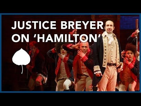 Justice Breyer: Rap Music, History, & Hamilton - http://music.tronnixx.com/uncategorized/justice-breyer-rap-music-history-hamilton/ - On Amazon: http://www.amazon.com/dp/B015MQEF2K