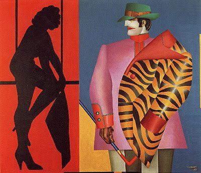 Desde 1952 Richard Lindner lecionou no Instituto Pratt, no Brooklyn e a partir de 1967 na Universidade de Yale, School of Art and Architecture, New Haven. Em 1965 ele se tornou Professor Visitante na Akademie bildende Kunste, em Hamburgo.