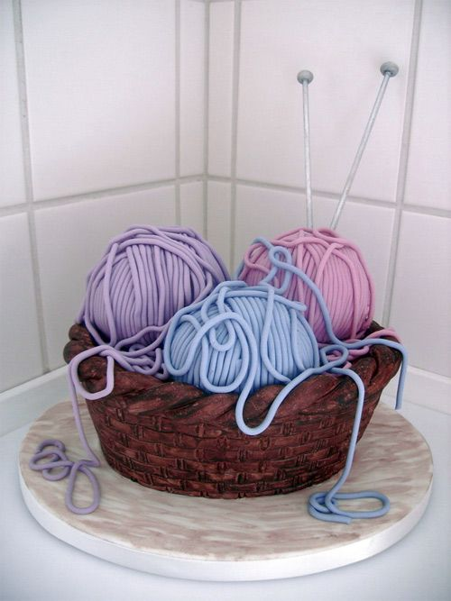 for my knitting obsession
