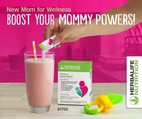 New Moms Take Care Of Yourself Herbalife Herbalife Diet Herbalife Recipes