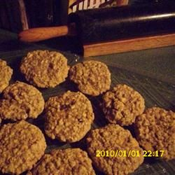 Easy Oatmeal Cookies Allrecipes.com: