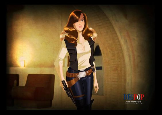 star wars female smugglers | Fashion and Action