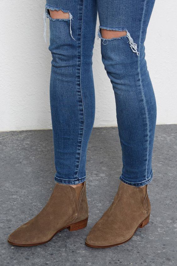 Flat ankle boots Ankle boots and Warehouses on Pinterest