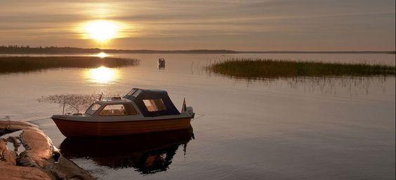 The immense beauty of Sweden's Lake Vänern