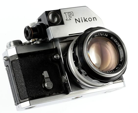 Nikon F photomic