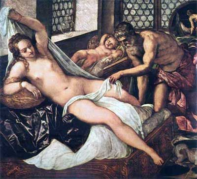 Venus  All Want to Be Marilyn Monroes | Vulcan surprises Venus and Mars by Tintoretto Check out the Poem!: