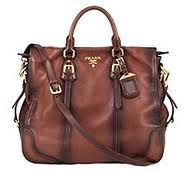 Brown Prada