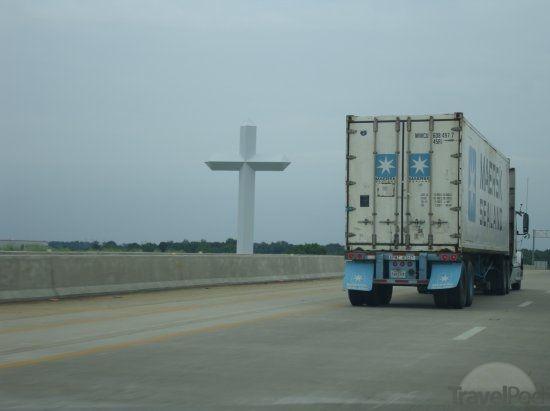 Image result for Giant cross