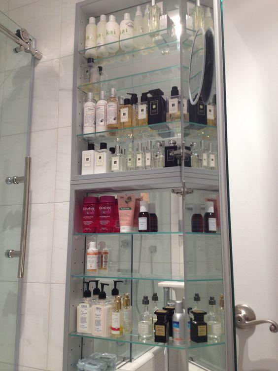 robern mirrored full length medicine cabinet organized medicine cabinet b a t h pinterest. Black Bedroom Furniture Sets. Home Design Ideas