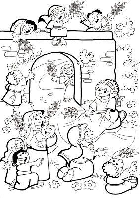 El Rincón de las Melli domingo de ramos: