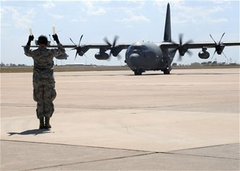 The MC-130J Combat Shadow II, now renamed the Commando II to reflect it's multi-mission capability, and to honor Air Commandos