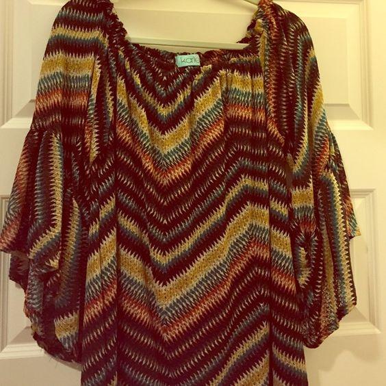 Dress Never been worn short with Bell sleeve dress Karlie Dresses Mini