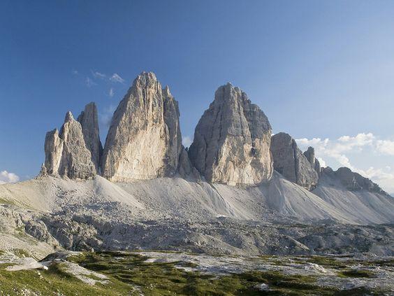 Das Hochpustertal unter den berühmten Drei Zinnen ist eine Genussregion Südtirols © Thomas Gruener