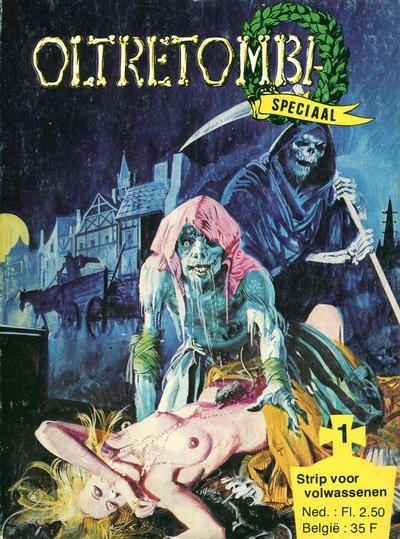 Cover for Oltretomba speciaal (De Vrijbuiter; De Schorpioen, 1973 series) #1