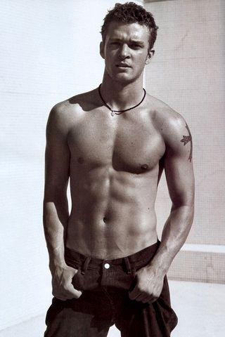 Justin Timberlake ... Oh, my....