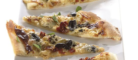 Blitz quark pizza