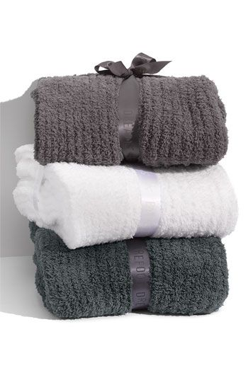 Barefoot Dreams® 'CozyChic®' Ribbed Blanket available at #Nordstrom