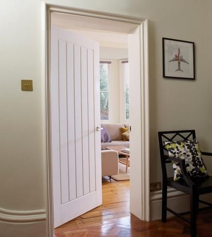 Dordogne smooth internal moulded panel doors doors for Moulded panel doors