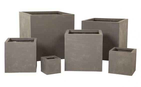 Fiberstone Gray Boxes | Jayson Home